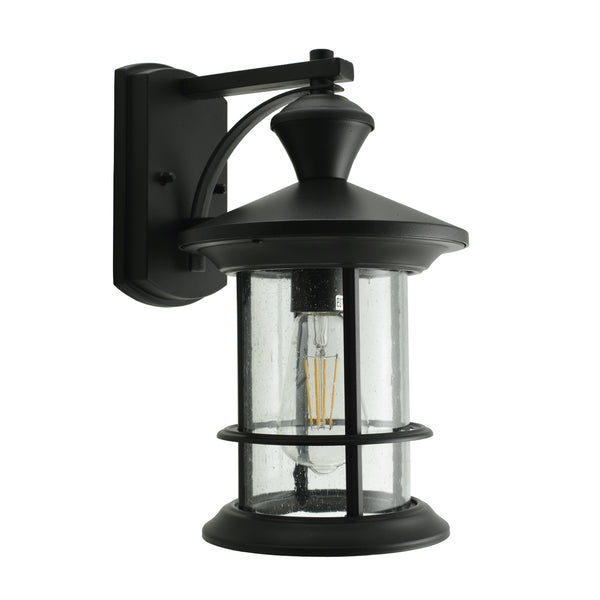 Mayfair Black Exterior Coach Light by Amond