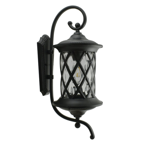 Windsor Black Exterior Coach Light by Amond