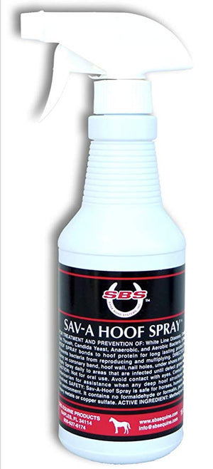 SBS Sav-A-Hoof Spray