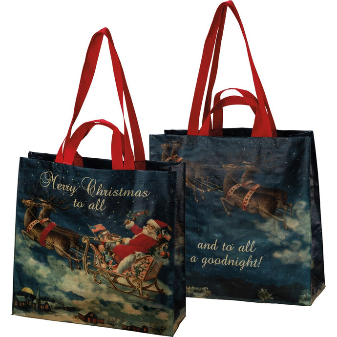 Christmas Market Tote