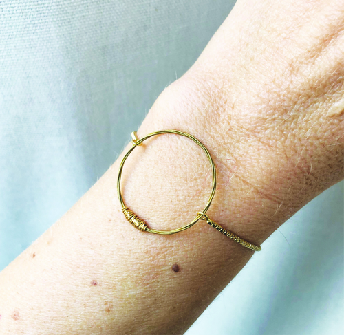 Eternity Slider Bracelet