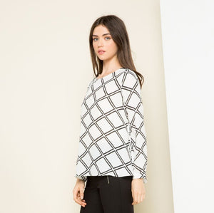 Diamond Blouse