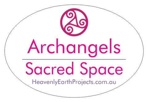 ARCHANGELS - SACRED SPACE activation spray 100 ml