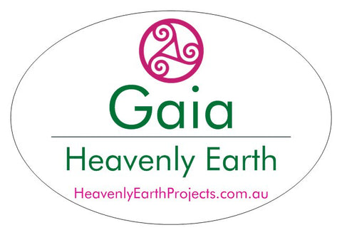 GAIA - HEAVENLY EARTH holistic spray 100 ml