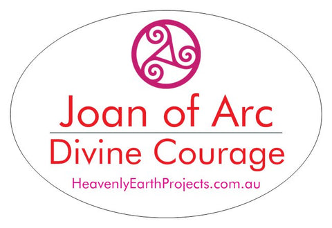 JOAN OF ARC - DIVINE COURAGE holistic spray 100 ml