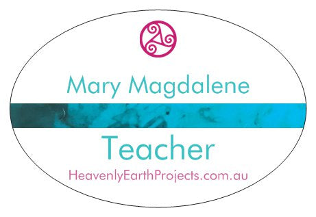 MARY MAGDALENE - TEACHER vibrational spray 100 ml