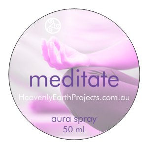 MEDITATE aura spray