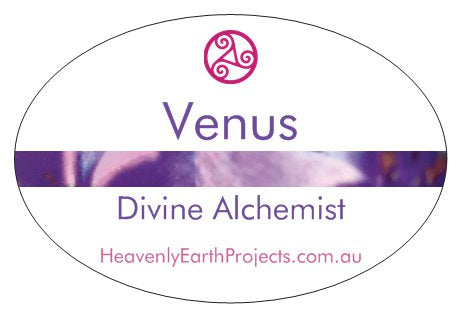 VENUS - DIVINE ALCHEMIST holistic spray 100 ml