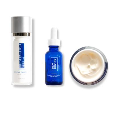 THE RITUAL - Facial Moisturizer, Retinoid Serum & Face Oil