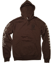 Support Those Who Defend Us Hoodie| Brown