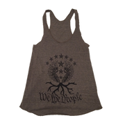 We the People Racerback Tank | Tri-Coffee