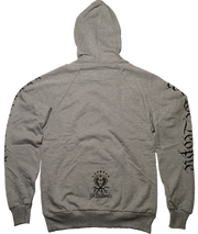 We the People Hoodie | Grey&Black