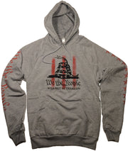 We the People Will Not Be Tread On Hoodie | Ash Gray