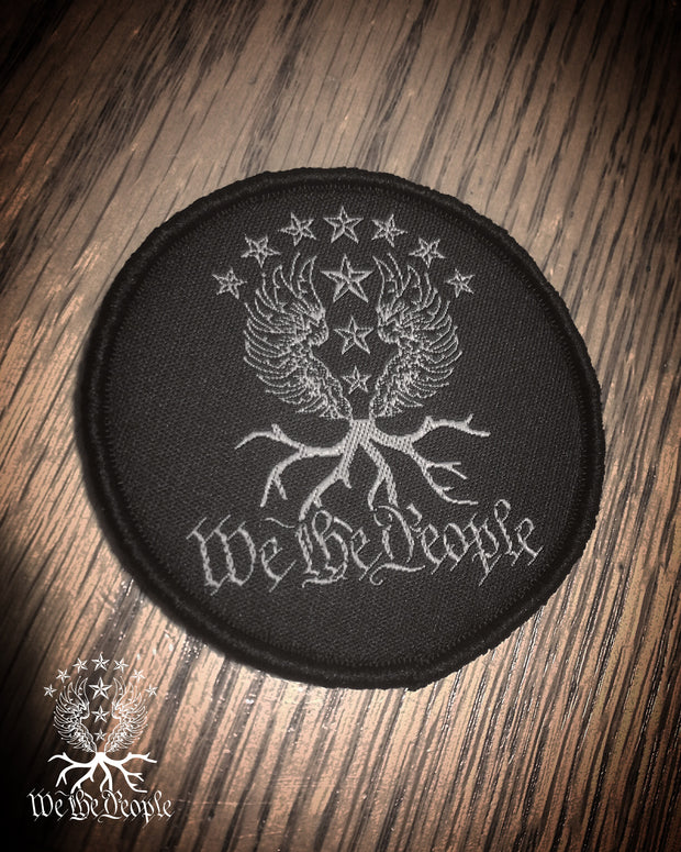 We the People Logo Patch
