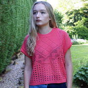 The Penny Tank - Knitted T-Shirt - Route13