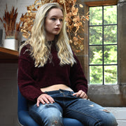 The Lucy Jumper - Knitted Jumper - Route13