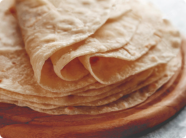 Whole Grain Tortillas - 10/pkg.