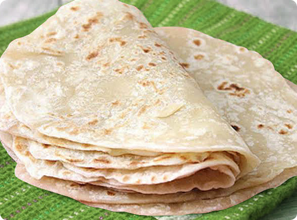Flour Tortillas - 10/Pkg.