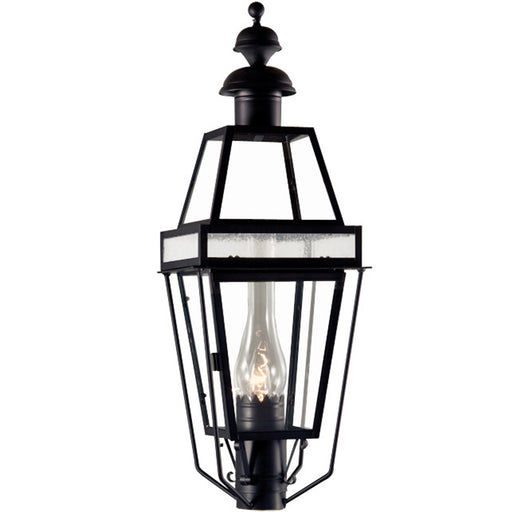 Beacon Hill Large Black Lantern