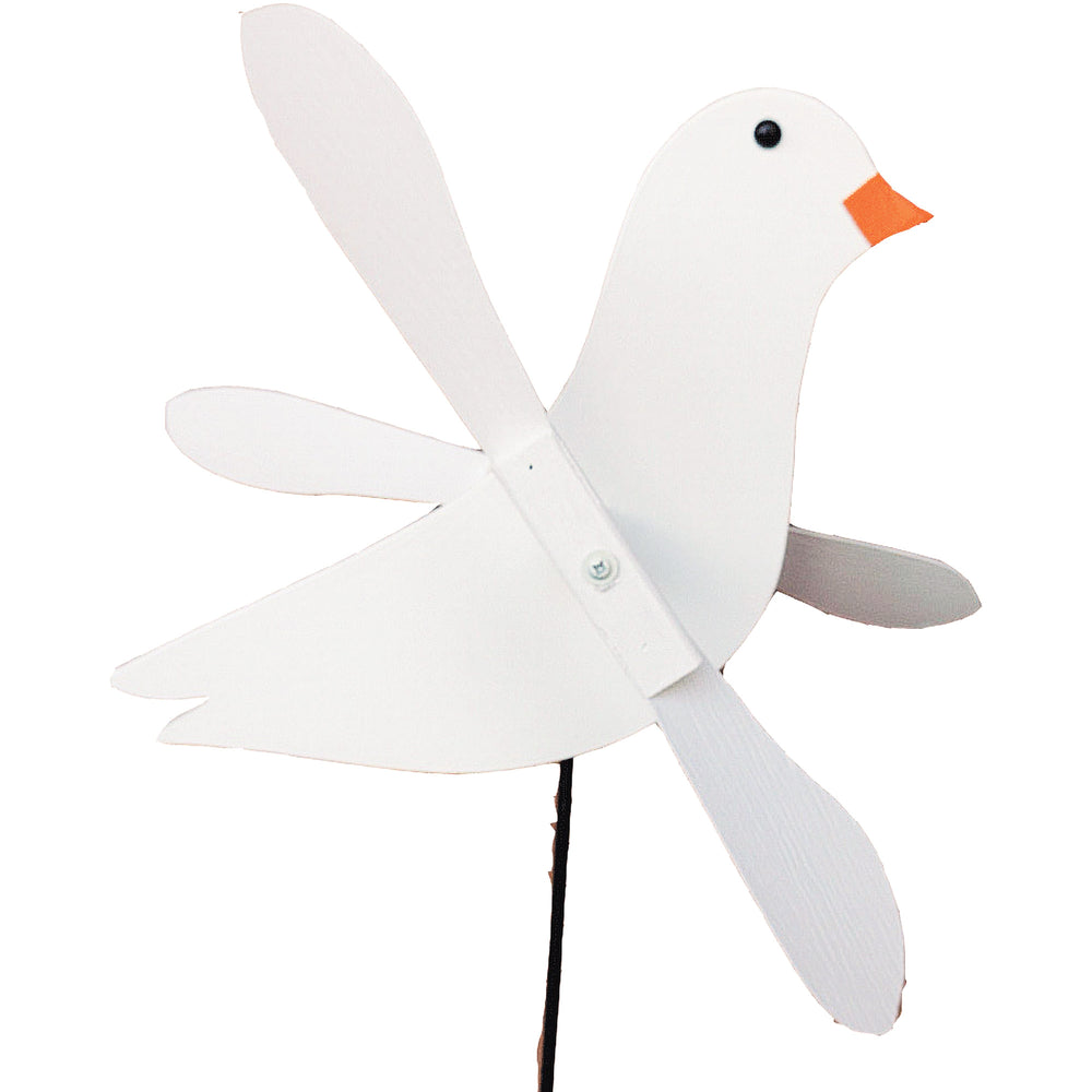 Dove Whirlybird Wind Spinner