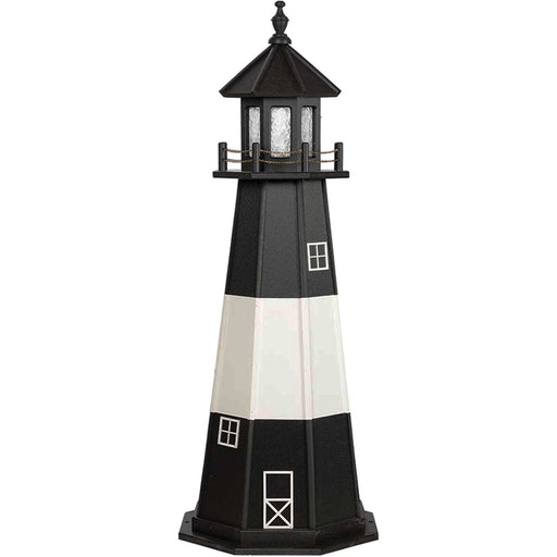 Tybee Island Replica Wooden Lighthouse
