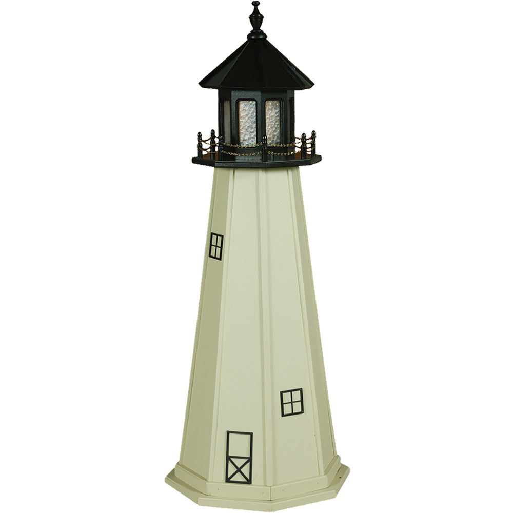 Split Rock Replica Wooden Lighthouse