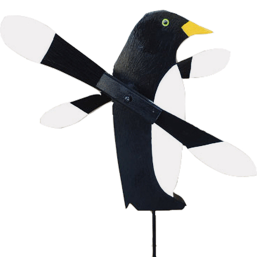 Penguin Whirlybird Wind Spinner