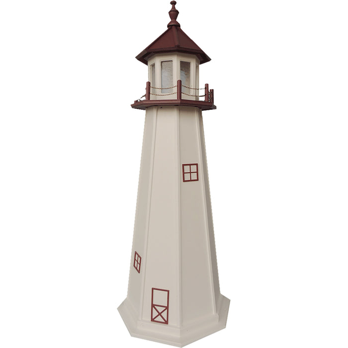 Marblehead Replica Wooden Lighthouse