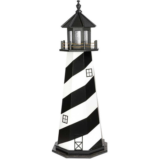 Cape Hatteras Replica Wooden Lighthouse