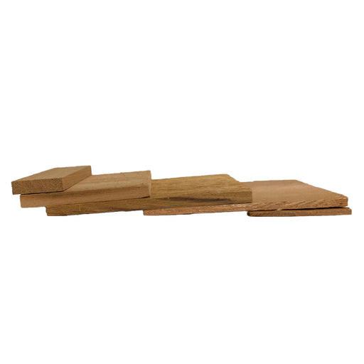 5-Pack Replacement Cedar Shingles for Mailbox
