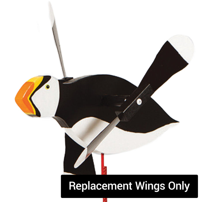 Replacement Whirlybird Wind Spinner Wings Set