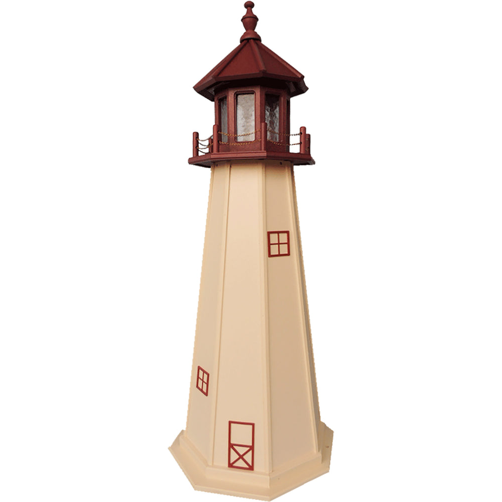 Cape May Replica Wooden Lighthouse