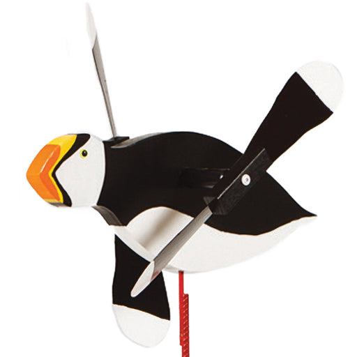 Puffin Whirlybird Wind Spinner