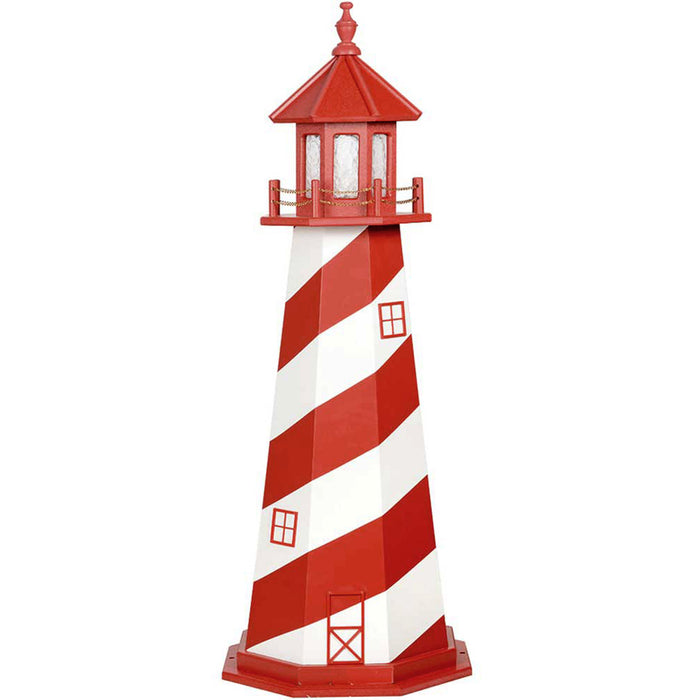 White Shoal Replica Wooden Lighthouse