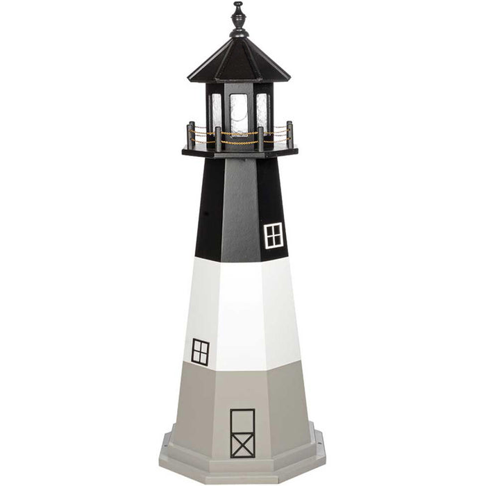 Oak Island Replica Wooden Lighthouse