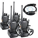 Baofeng Walkie Talkie BF-888S (pack of 4)
