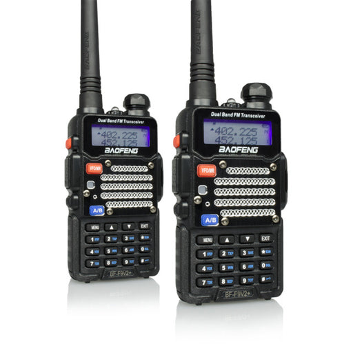 BaoFeng UV-5R 8W High Power Two Way Radio Walkie Talkie (2 PACK)