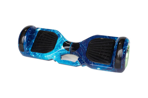 Blue Space Hoverboard