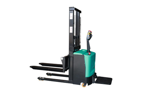 Full Electric Powered Lift & Drive Stacker