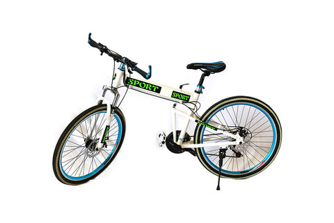Alloy Frame Foldable Bike