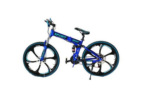 Hummer Foldable Bike