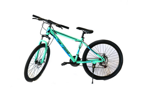 Alloy Frame Unfoldable Bike