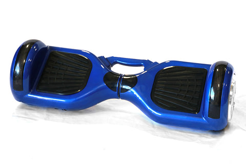 Blue Electric Hoverboard