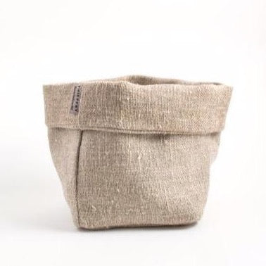 Thieffry Bagatelle Linen Bread Basket