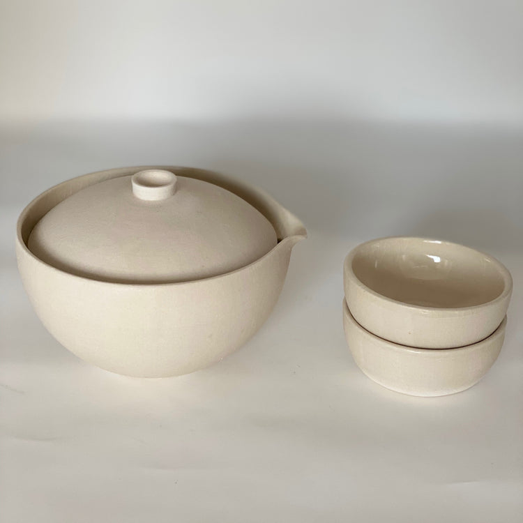 Shiboridashi Tea Set