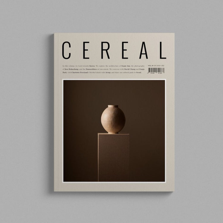 Cereal Magazine Volume. 19