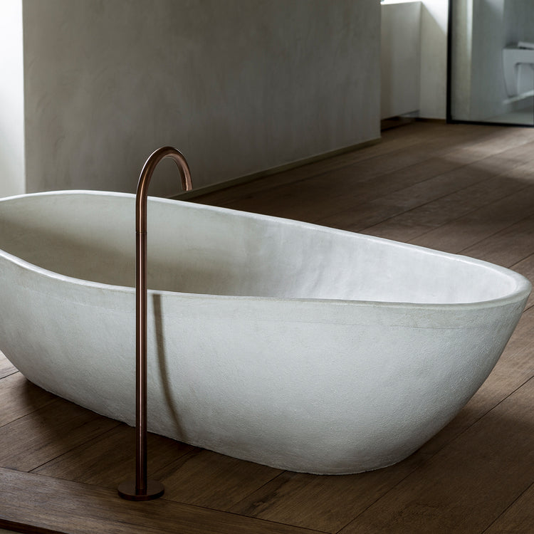 Clay Series Bathtub - Large, High