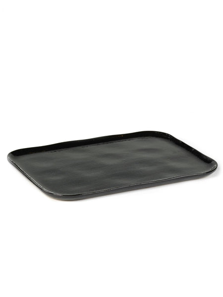 Midnight Rectangular Plate