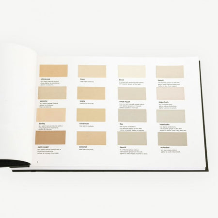 BAUWERK MASTER COLOUR BOOK