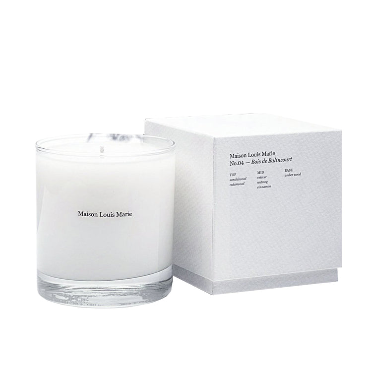 Maison Louis Marie Candle-No.04